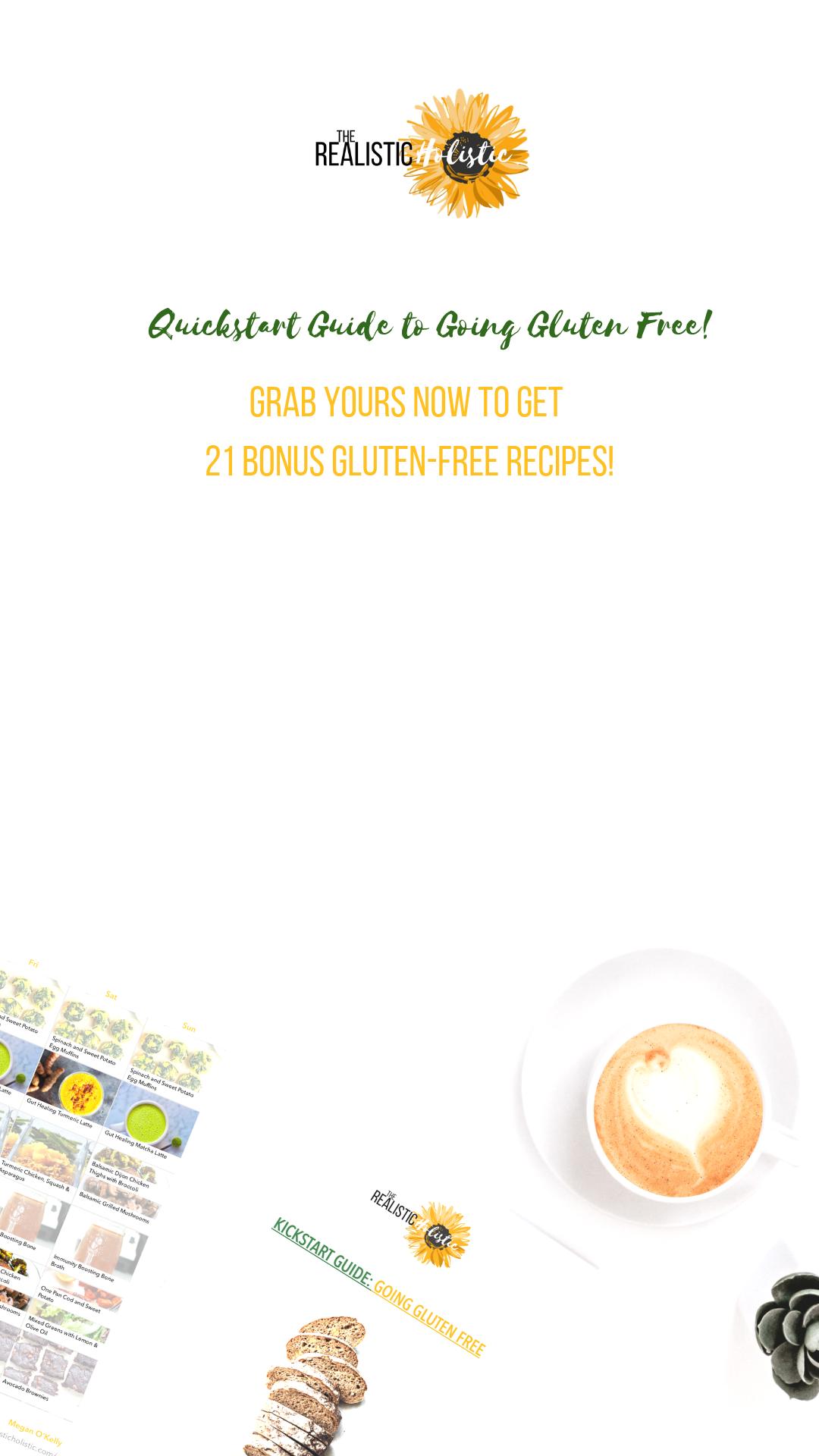 Quickstart Guide to Going Gluten-Free