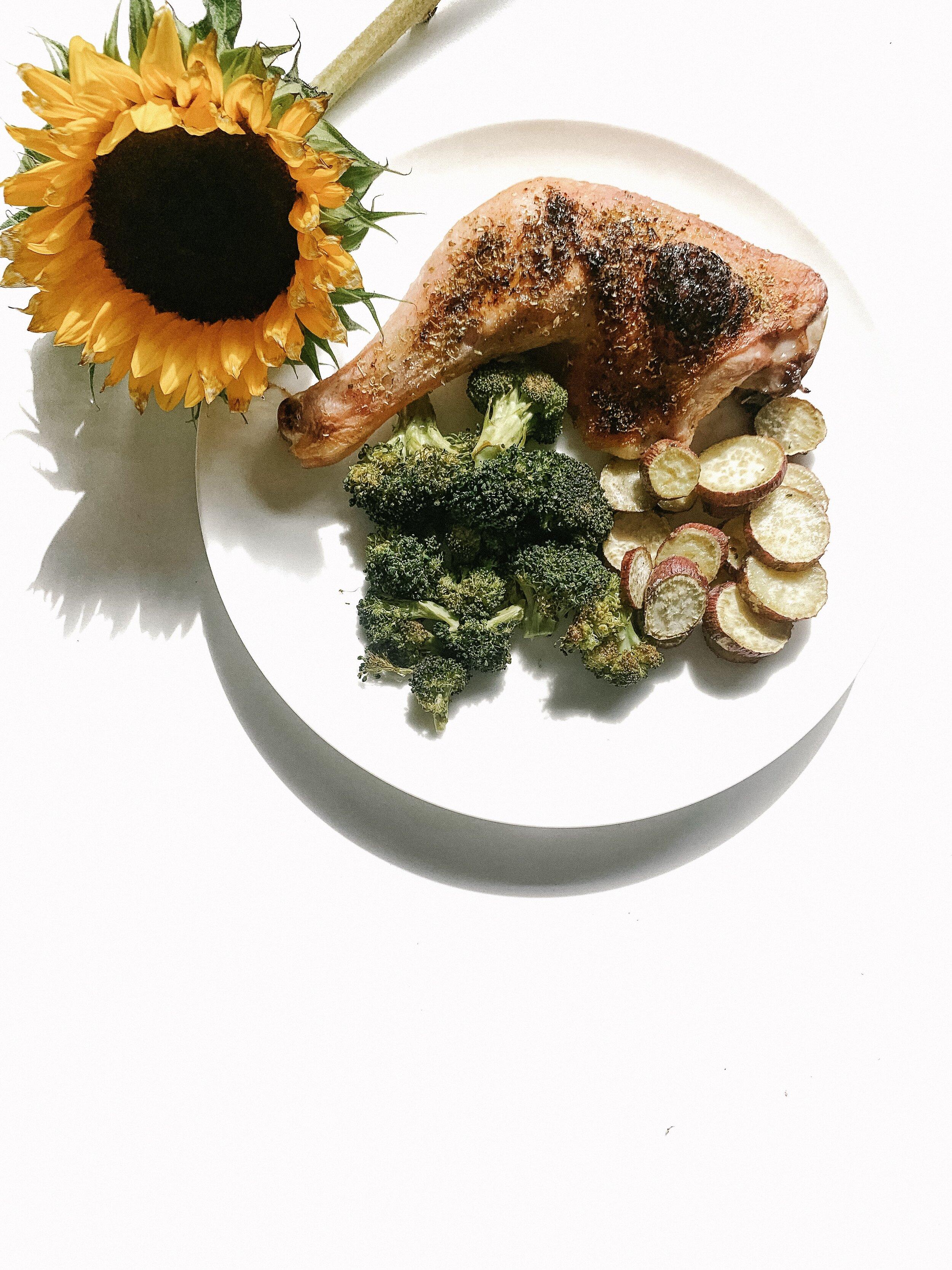 Sweet & Salty Chicken Legs (AIP, GAPS, Paleo, Gluten-Free, Dairy-Free)