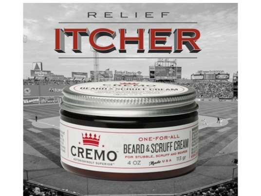 CREMO RELIEF ITCHER -