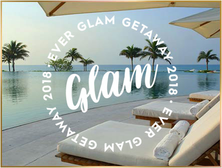 Glam Getaway - Come with us on a glamorous, all-expenses paid vacation! Each year, EVER rewards top earners with a once-in-a-lifetime luxury resort experience. Earn the Trip for Two and bring a loved one along free.