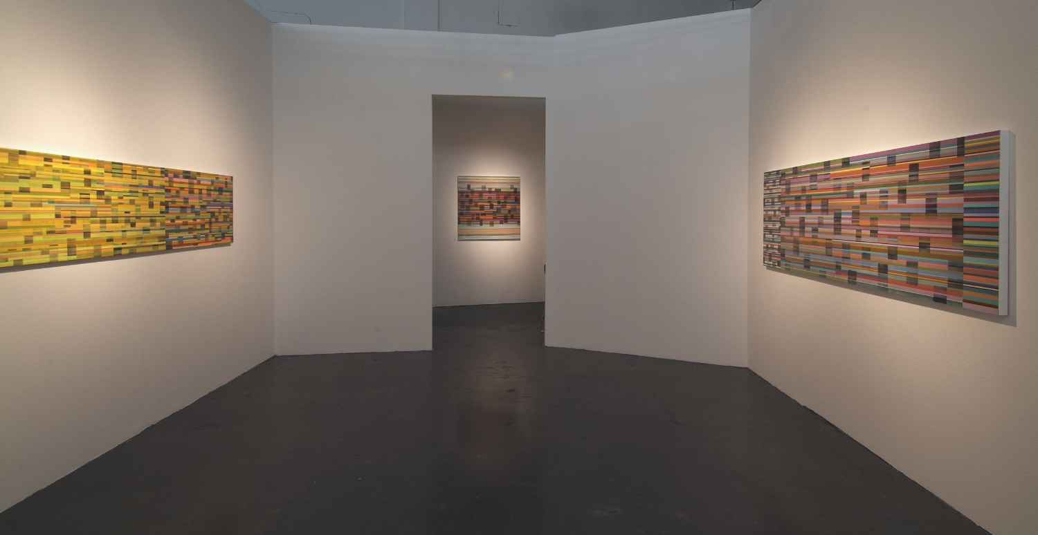 """""""Pulse"""" Installation at Another Year in LA (2005)"""