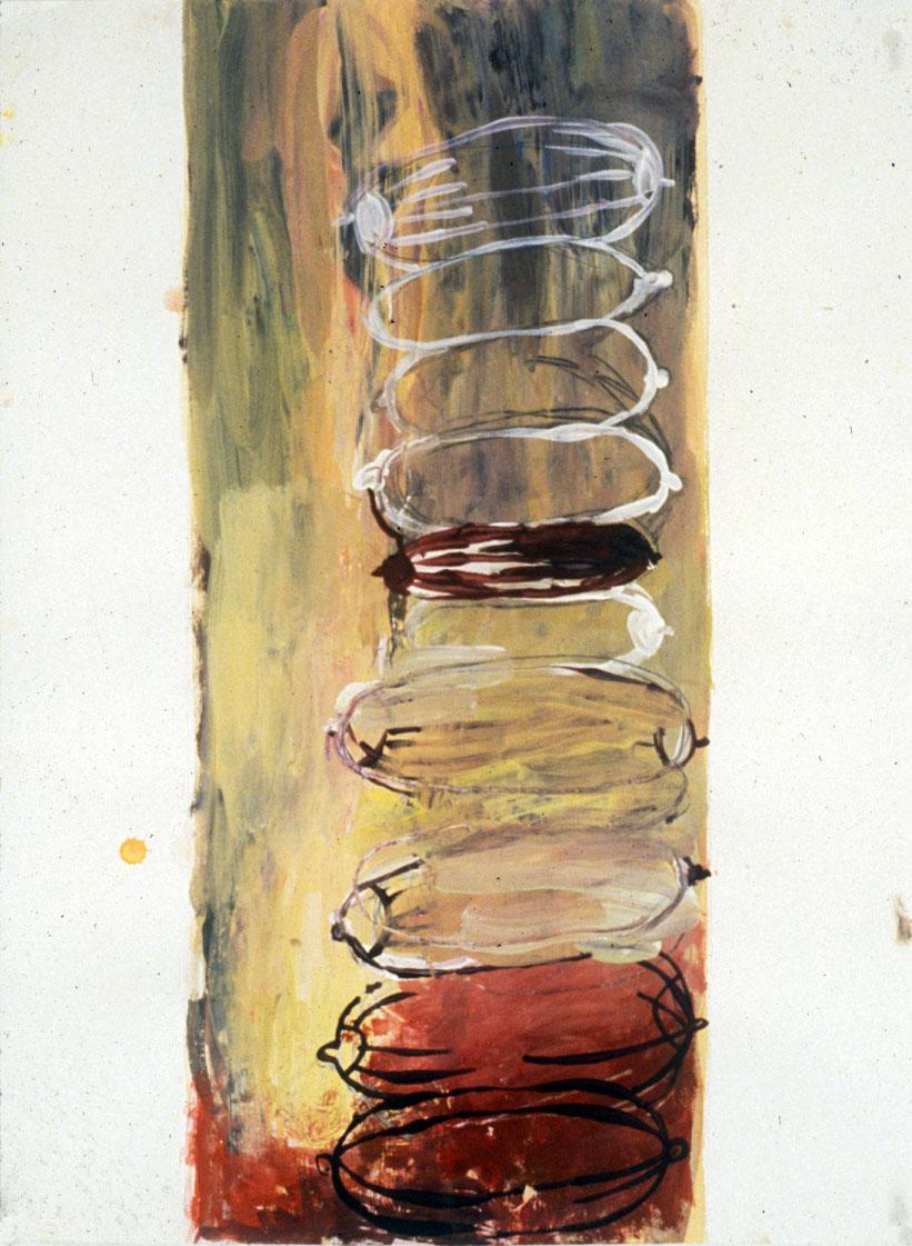 LA Drawing Series I (1992)