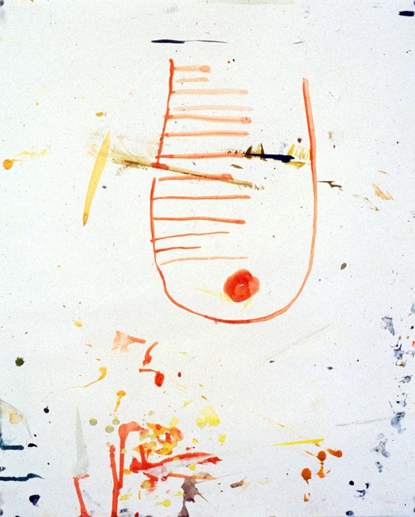LA Drawing Series IV (1992)