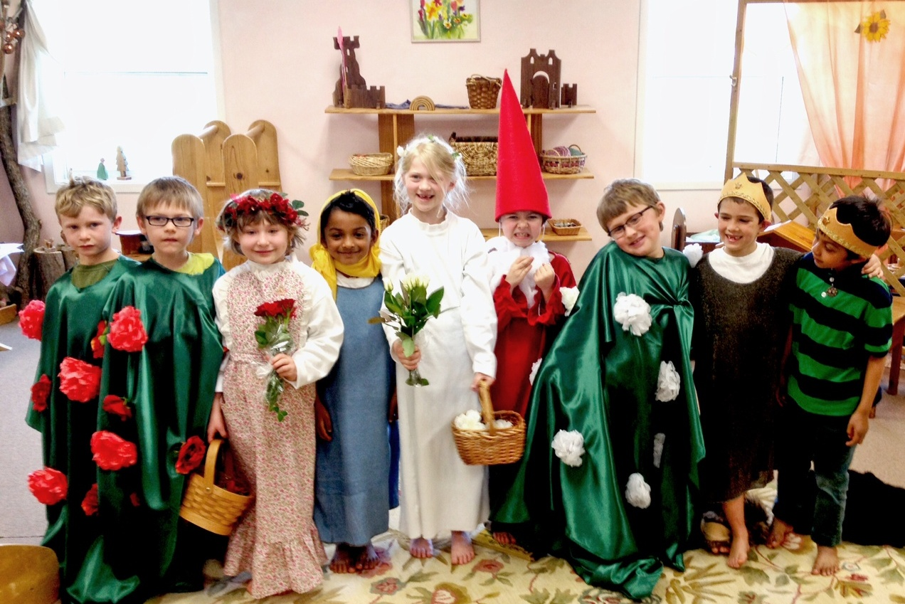 Songs are often about nature, the seasons, saints and heroes and relate well with dramatic play.