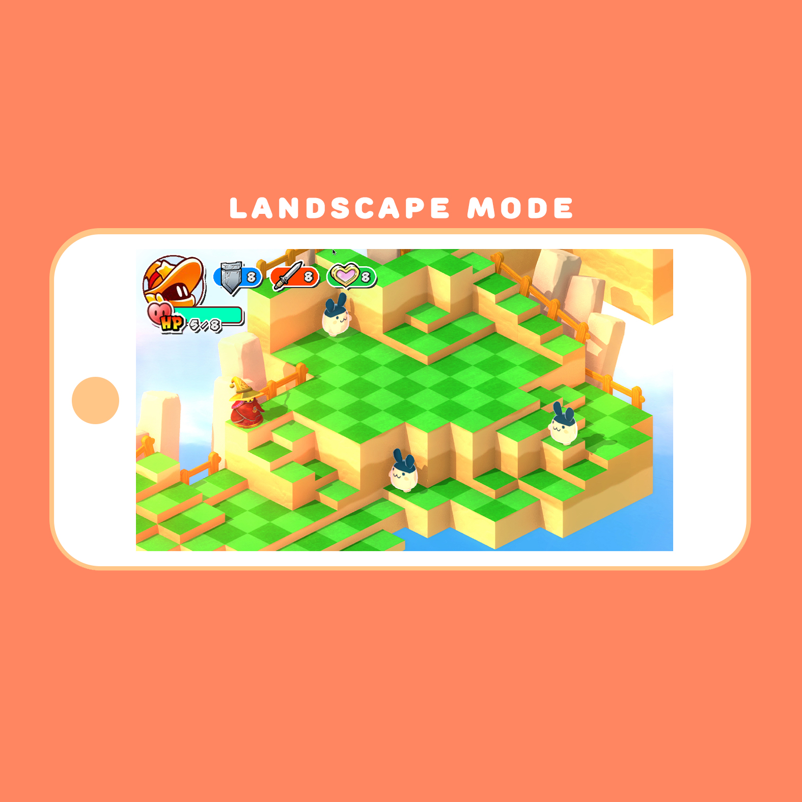 Copy of Mobile strategy game in landscape mode