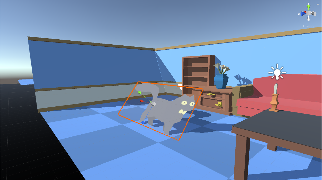Copy of Cat puzzle game in Unity3D