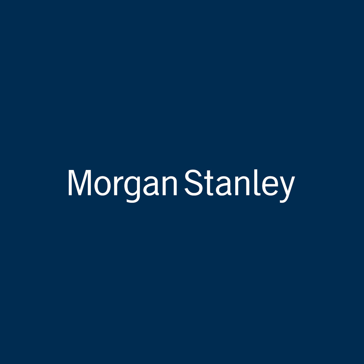 Morgan Stanley Responsive Website