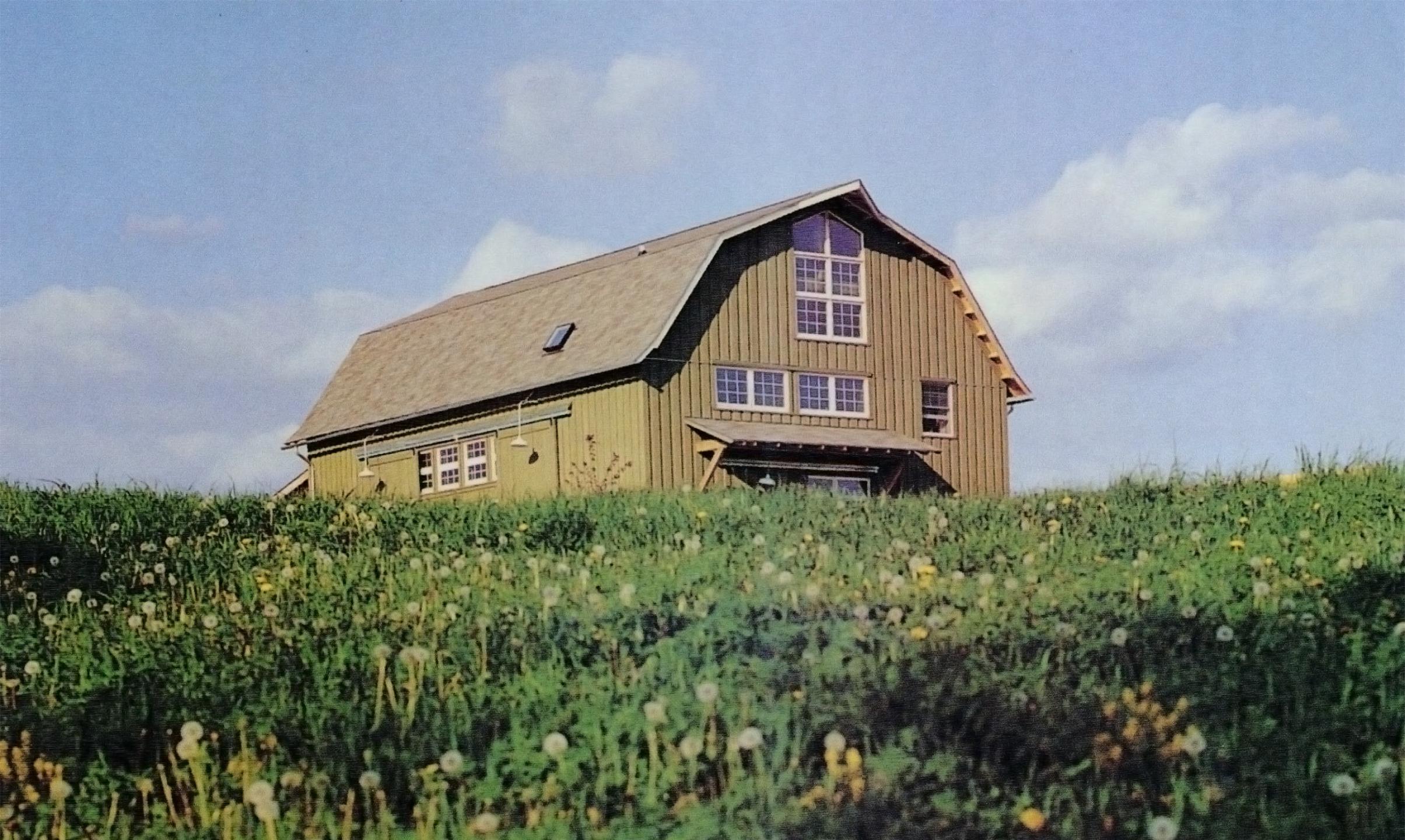 Amish Farmhouse -