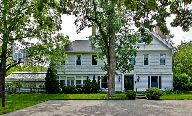 Historic Residence in Lake Forest -