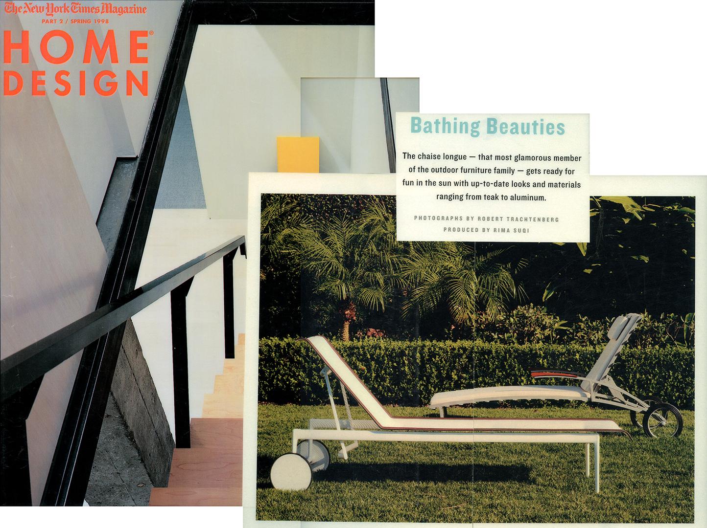 NYT Magazine Home Design