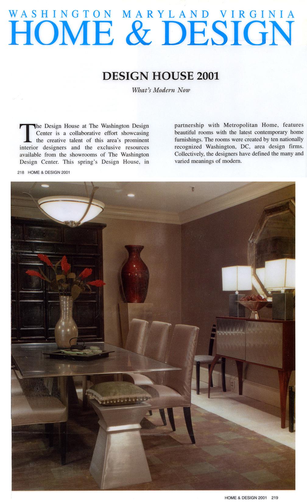Washington Maryland Virginia Home & Design