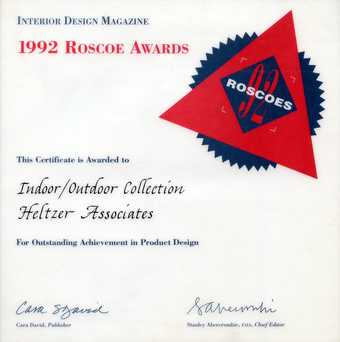 Roscoe Awards
