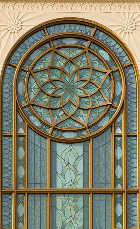 Holdman_Studios_Stained_Art_Glass_LDS_Mormon_Temple_Gilbert_Arizona_Agave_Plant.jpg