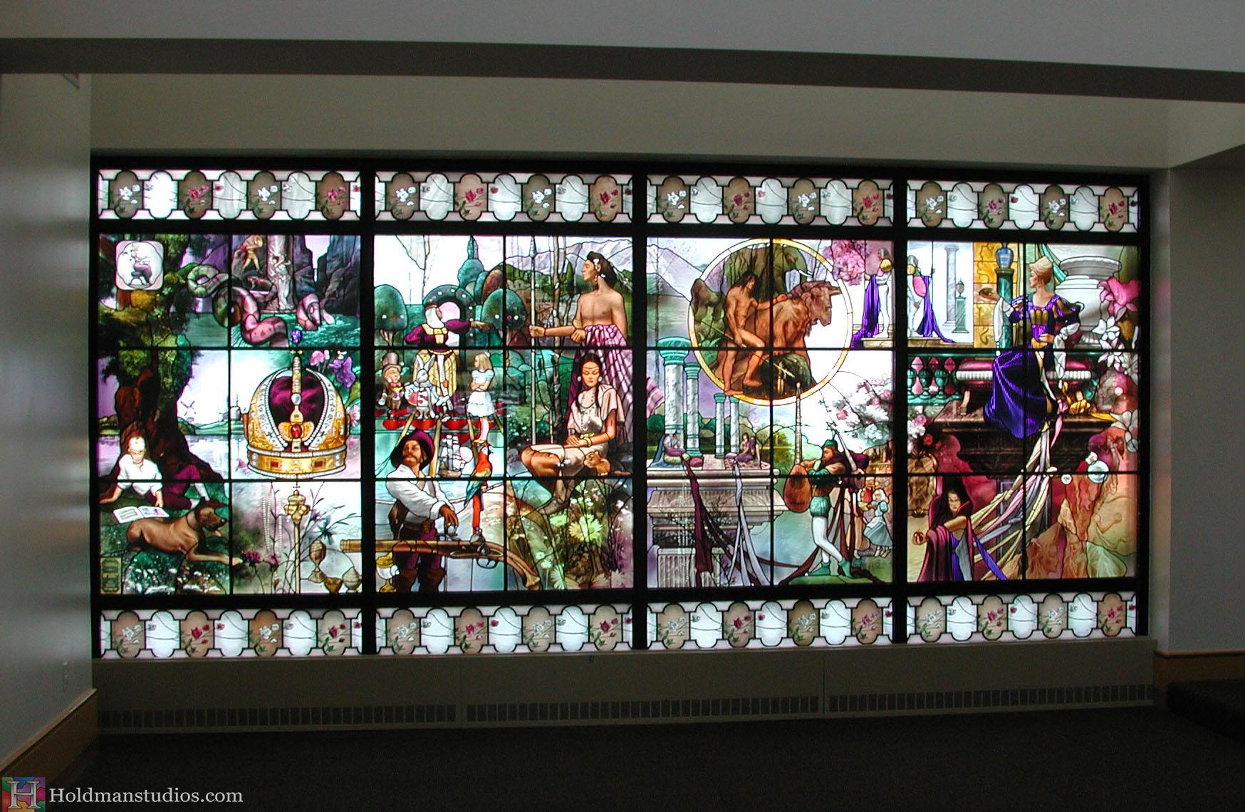 Stained Glass_Orem, Utah City Library.jpg