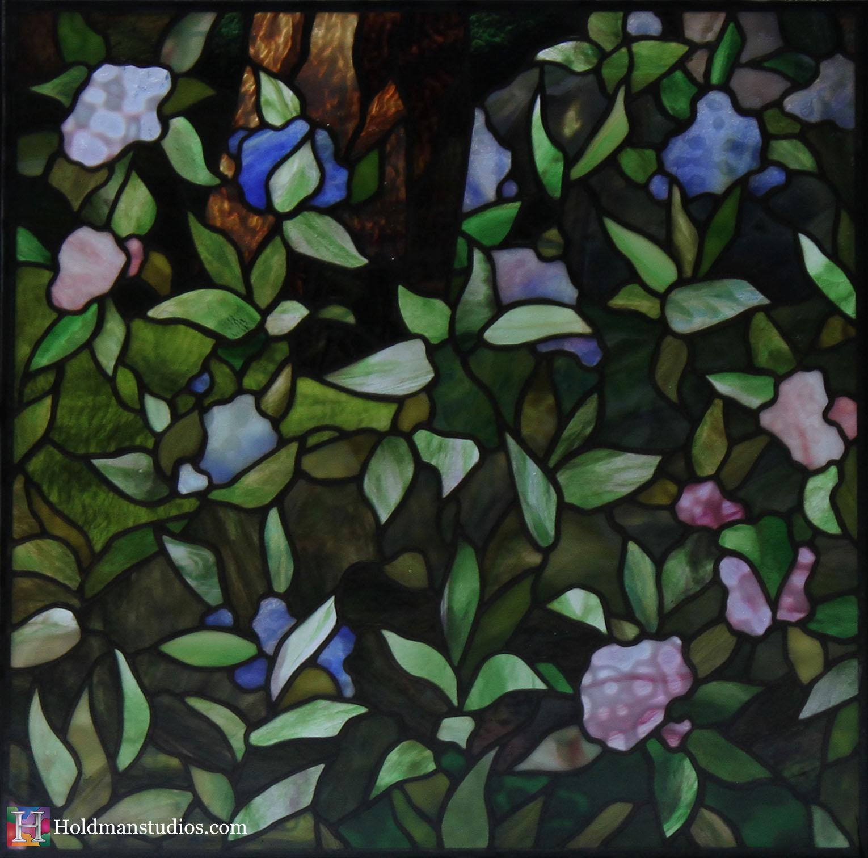 Holdman_Studios_Stained_Art_Glass_LDS_Mormon_Temple_Boise_Idaho_Baptistry_Window_Crop_Flowers_Leaves.jpg