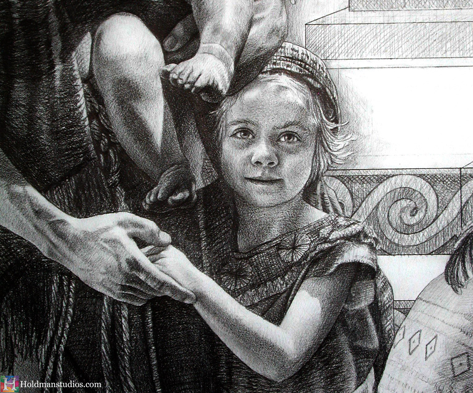 Holdman-Studio-Stained-Art-Glass-Mormon-LDS-Sao-Paulo-Brazil-Temple-Artist-Christ-Comes-to-America-Drawing-Sketch-Crop.jpg