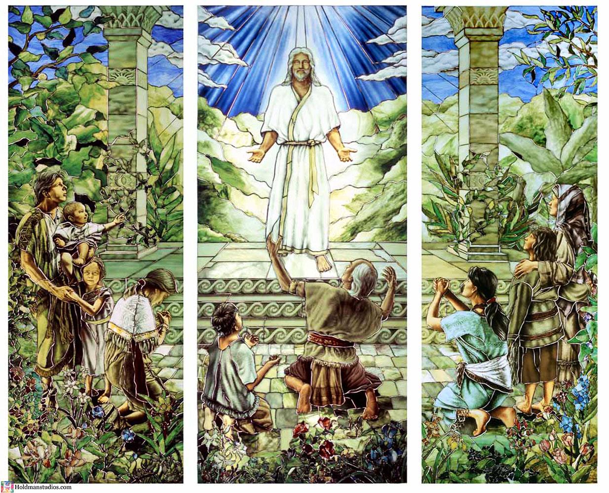 Holdman-Studio-Stained-Art-Glass-Mormon-LDS-Sao-Paulo-Brazil-Temple-Artist-Christ-Comes-to-America-Pannels.jpg