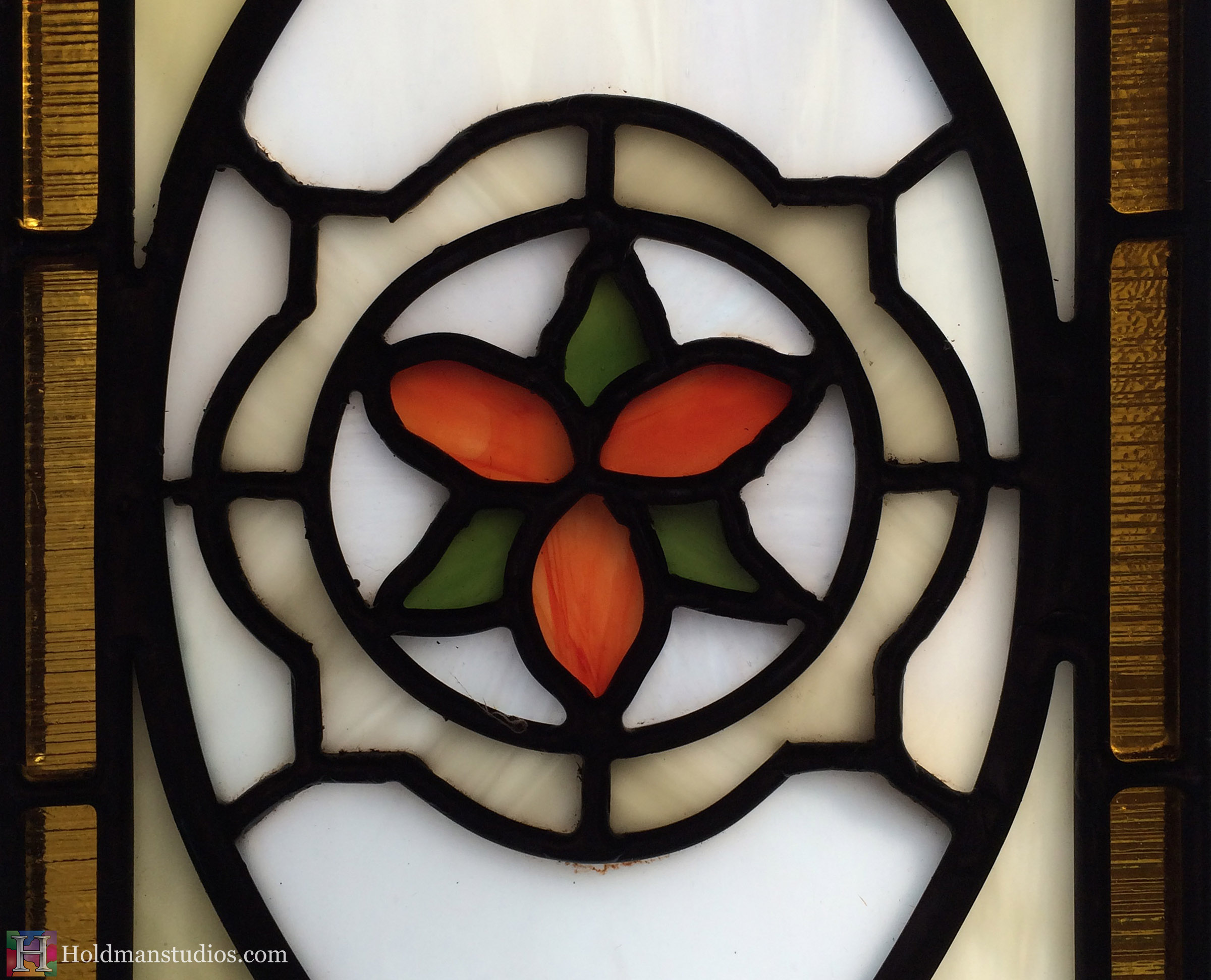Holdman-Studios-Stained-Art-Glass-LDS-Mormon-Temple-Tijuana-Mexico-Orange-Bougainvillea-Bugambilia-Flower-Window-Crop.jpg