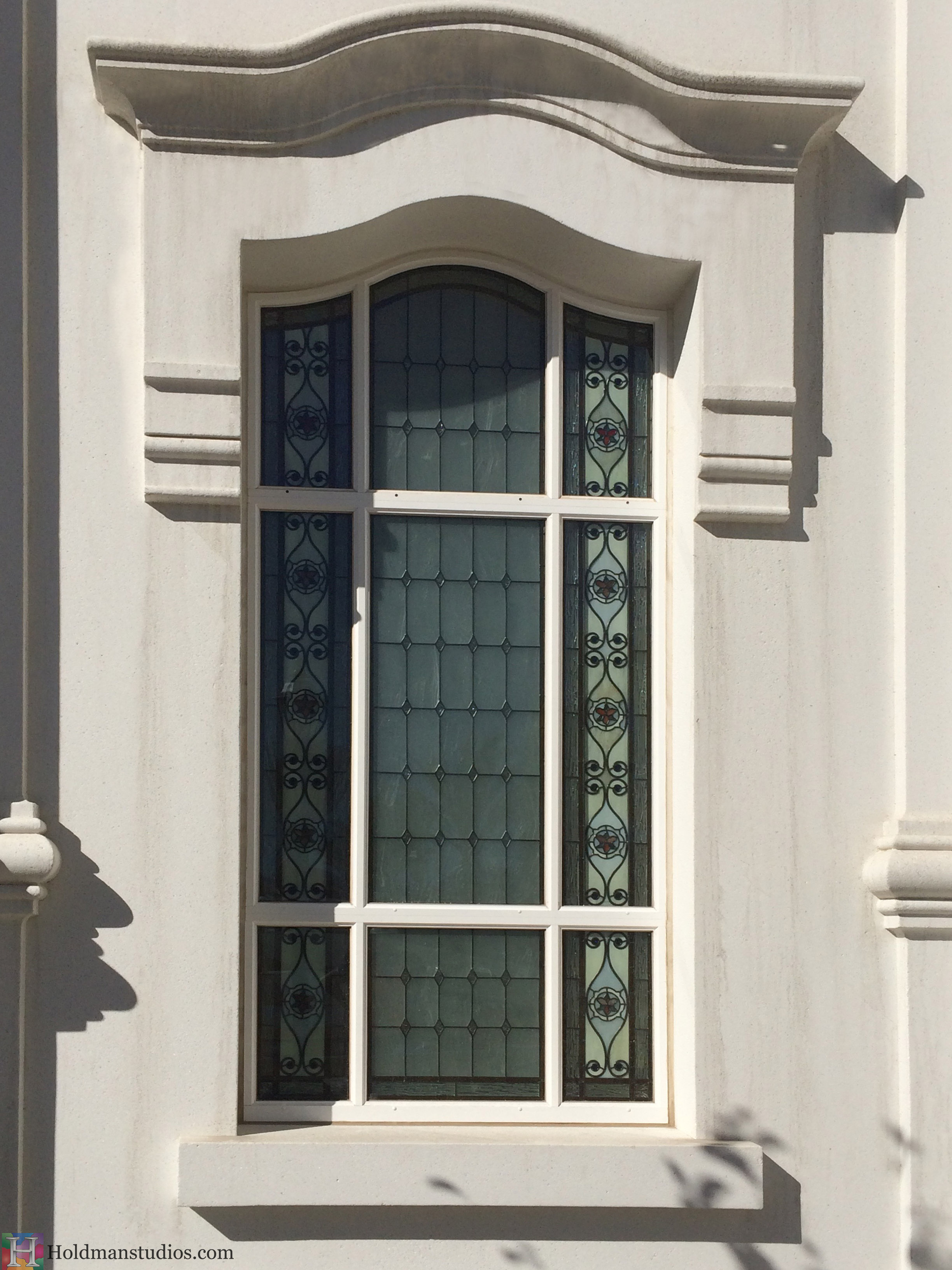 Holdman-Studios-Stained-Etched-Art-Glass-LDS-Mormon-Temple-Tijuana-Mexico-Exterior-Bougainvillea-Bugambilia-Flower-Window.jpg