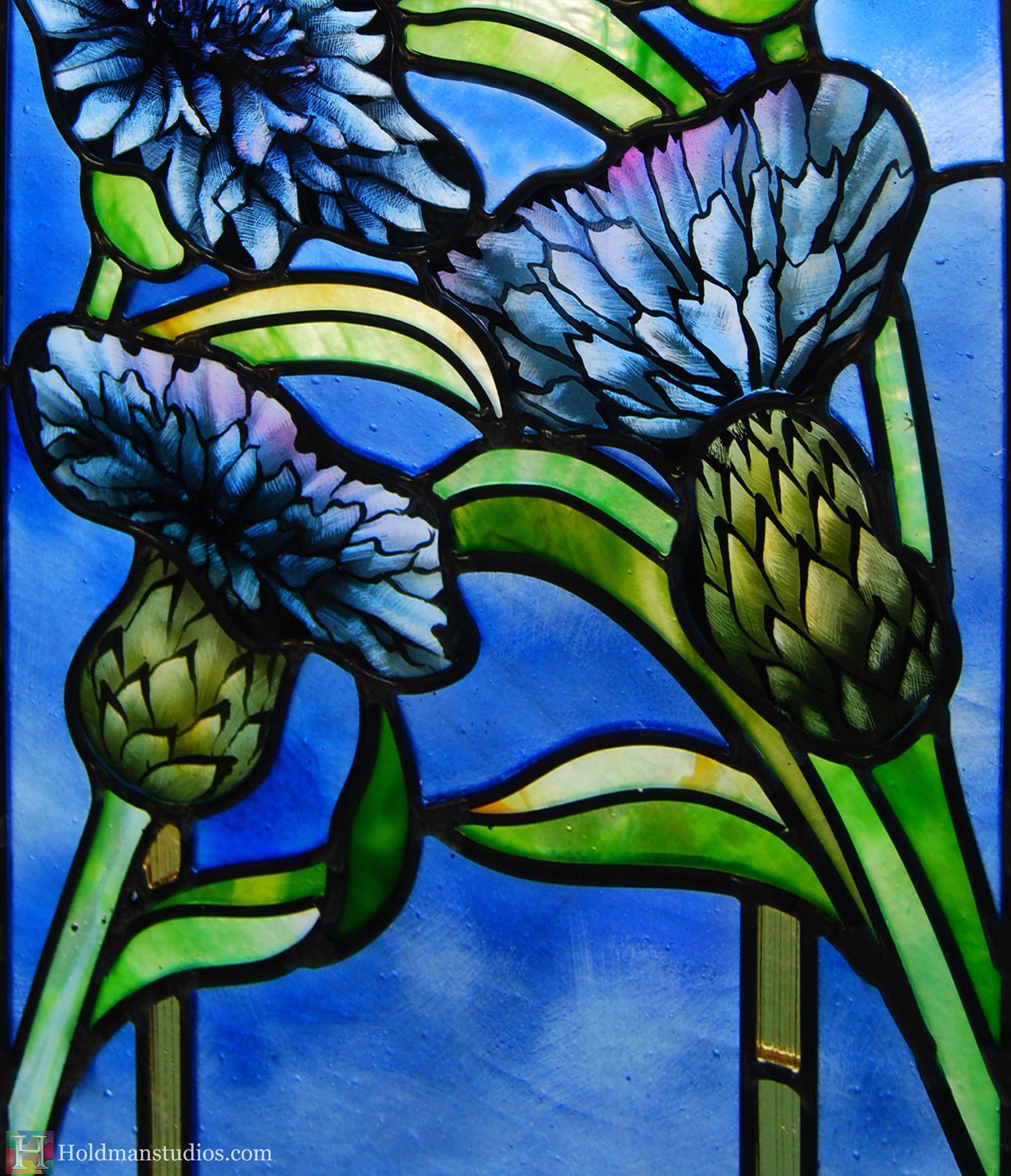 Holdman-Studios-Stained-Glass-Paris-LDS-Temple-Cornflower-Blue-Lily-Flowers-Leaves-Crop-Windows.jpg