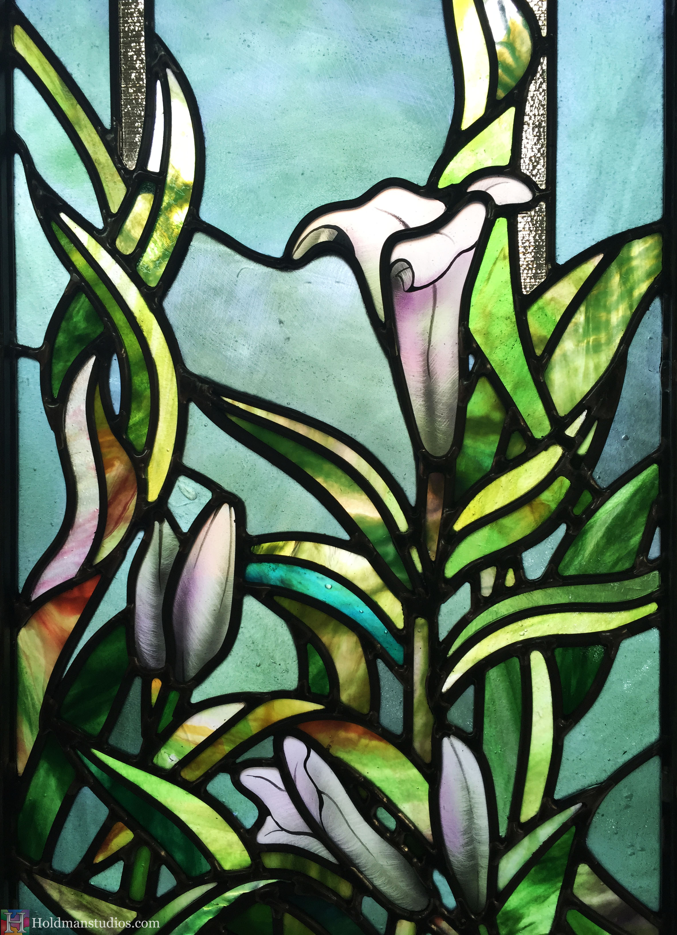 Holdman-Studios-Stained-Glass-Paris-LDS-Temple-Madonna-Lily-Flowers-Leaves-Window-Crop.jpg