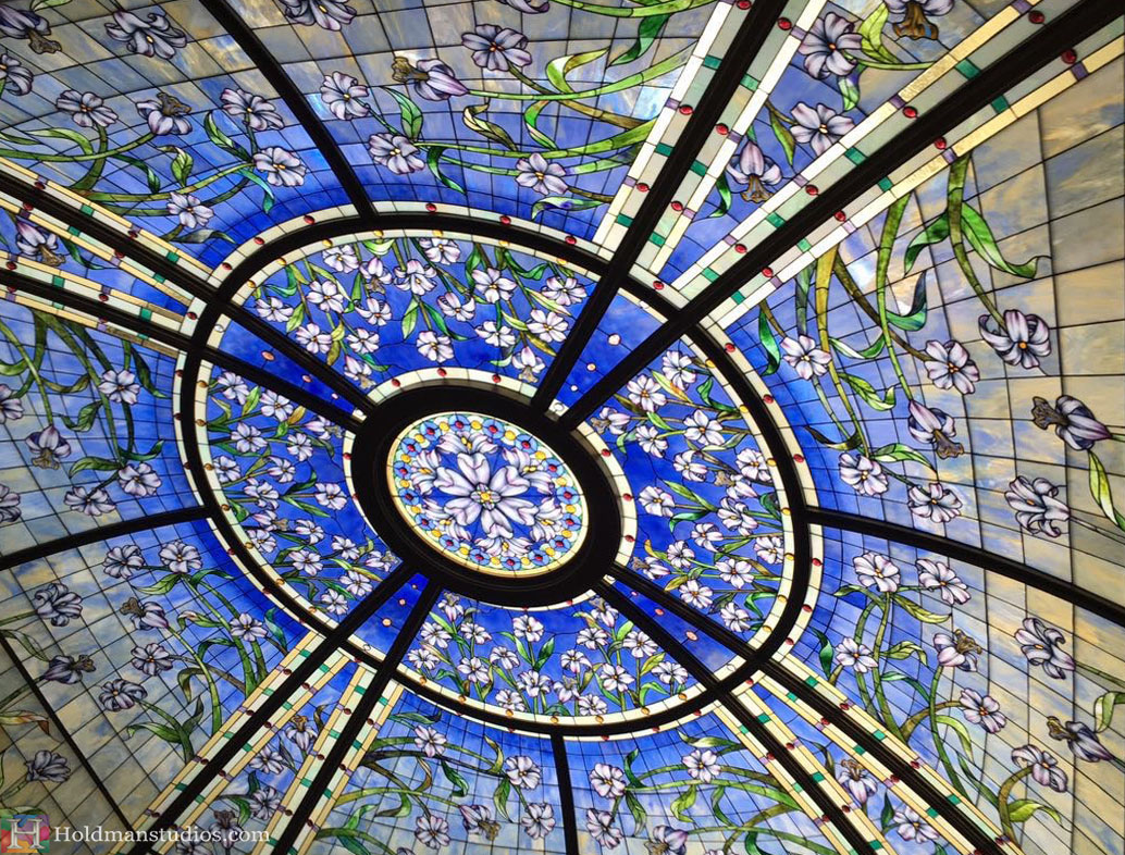 Holdman-Studios-Stained-Glass-Paris-LDS-Temple-Martagon-Lily-Flowers-Sun-Moon-Stars-Grand-Skylight-Window-Crop2.jpg