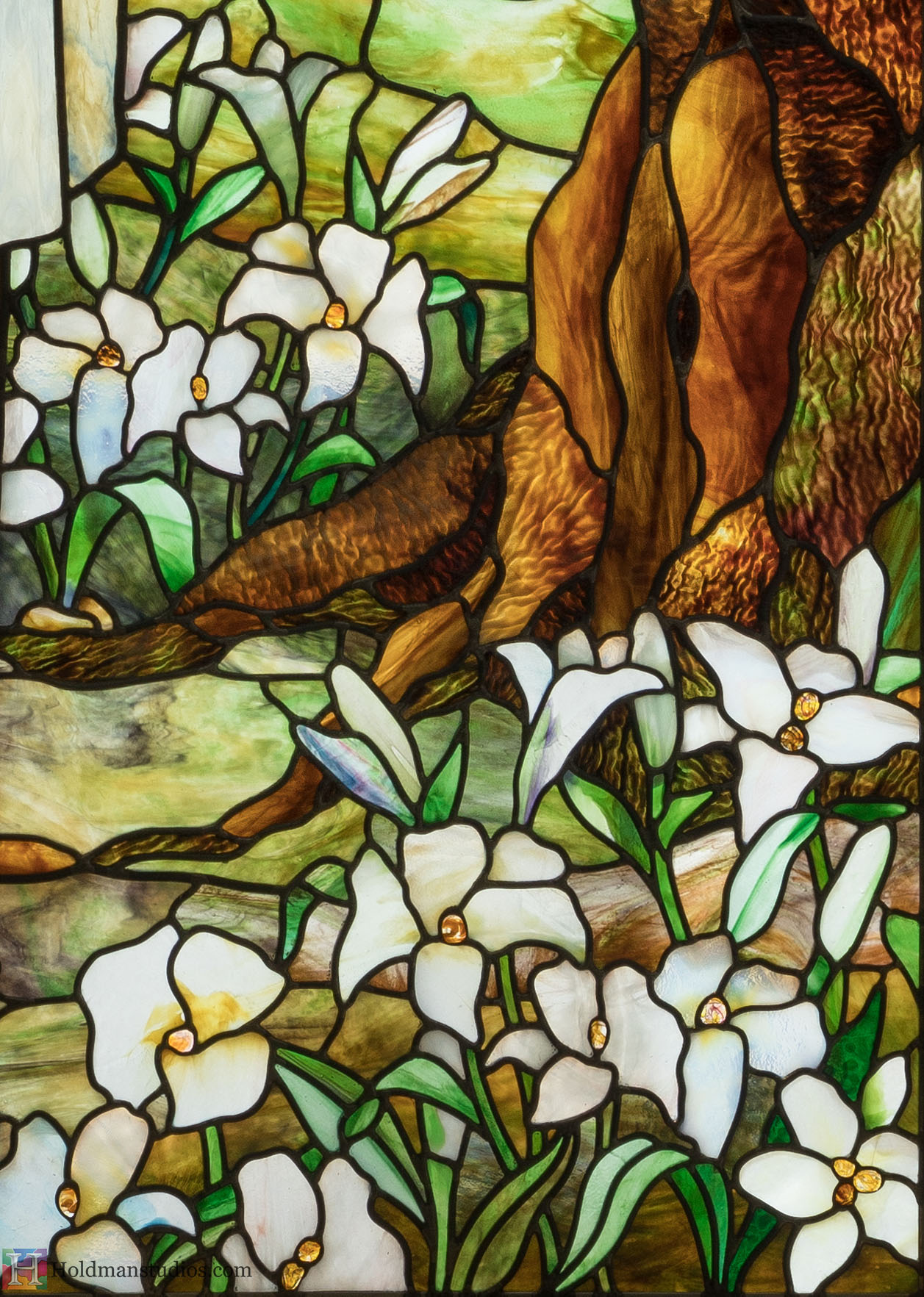 Holdman-Studios-Stained-Glass-Paris-LDS-Temple-Welcoming-Center-Madonna-Lily-Flowers-Leaves-Tree-Roots-Window-Crop.jpg