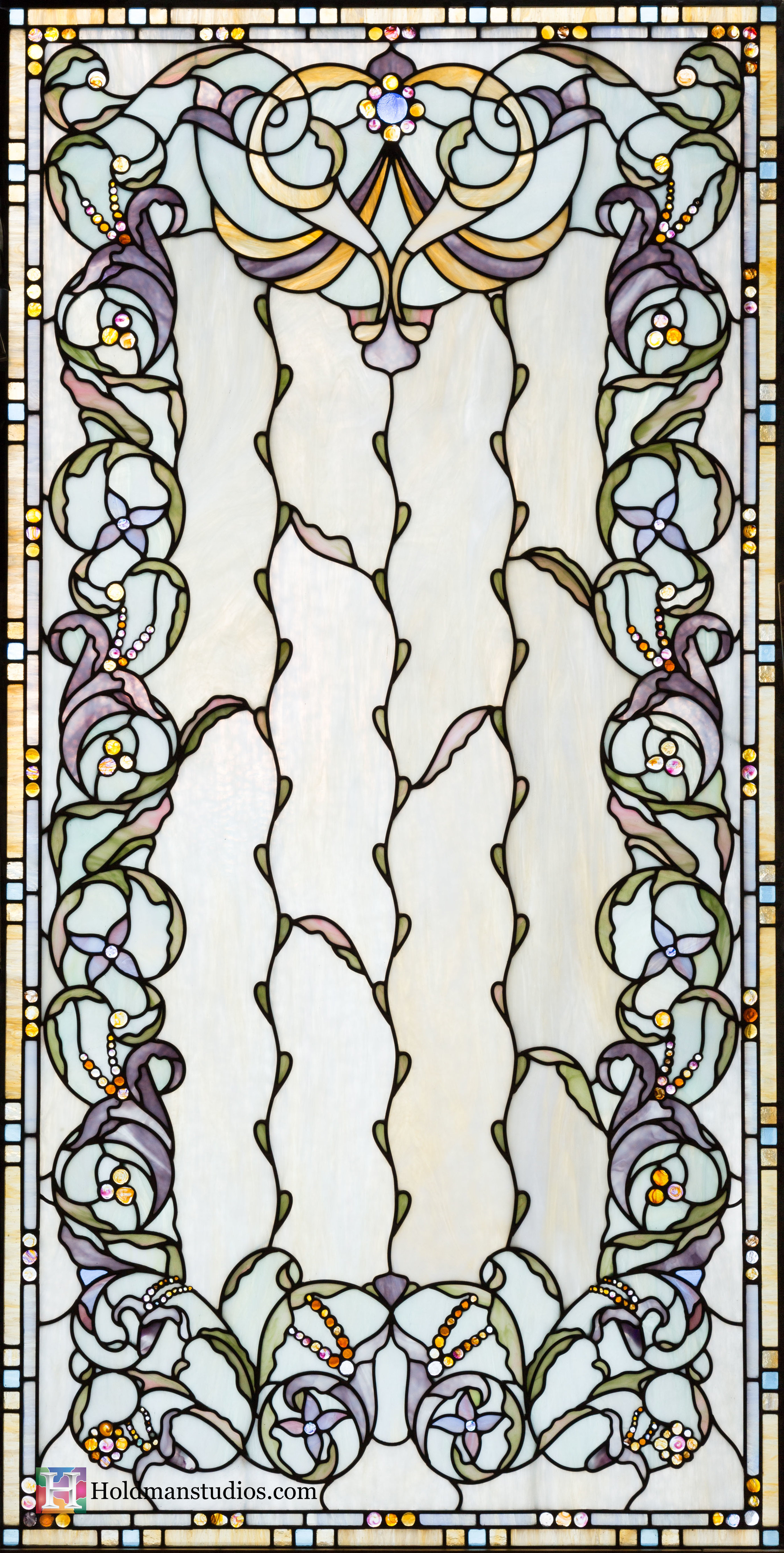 Holdman-Studios-Stained-Glass-Window-Flowers-Floral-Pattern-Handmade-Jewels-Square-Rectangles2.jpg