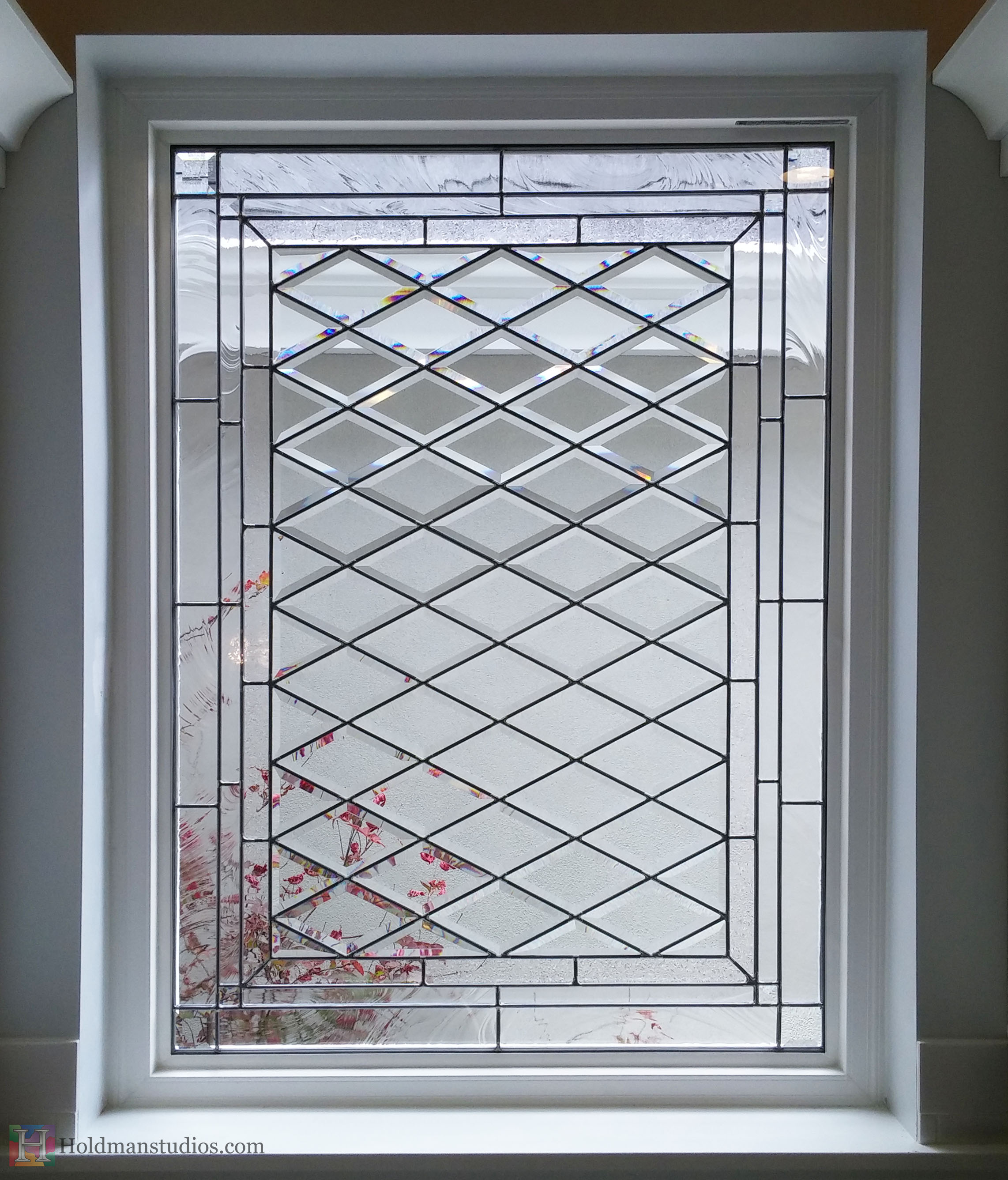 Holdman-Studios-Stained-Glass-Window-Kitchen-Clear-Beveled-Geometric-Pattern-Diamonds-Squares.jpg