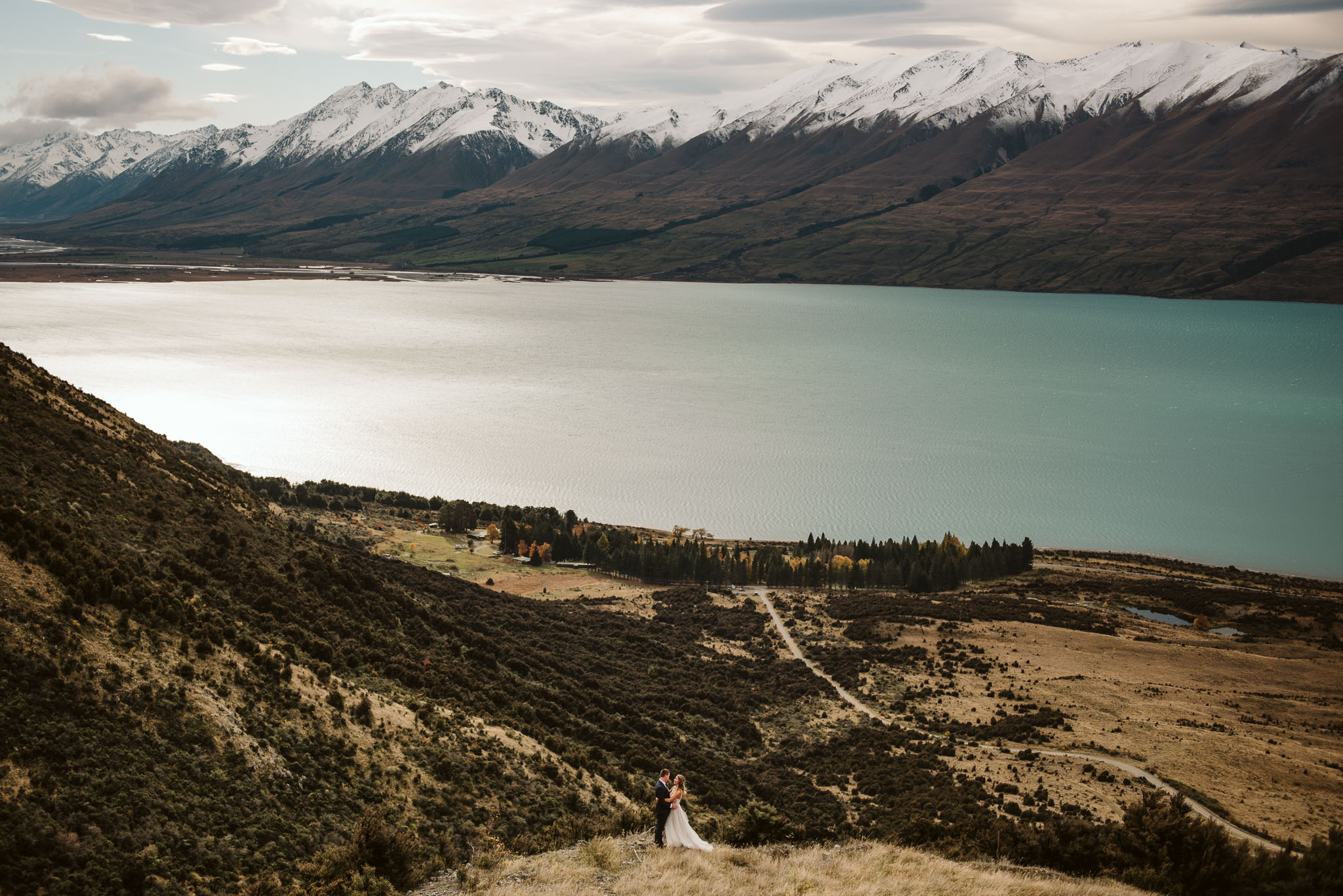 LAKE OHAU  Probably the best kept secret of the South Island. While Lake Ohau is typically a little more off the beaten track than other places, it reveals the real wilderness and beauty of New Zealand.