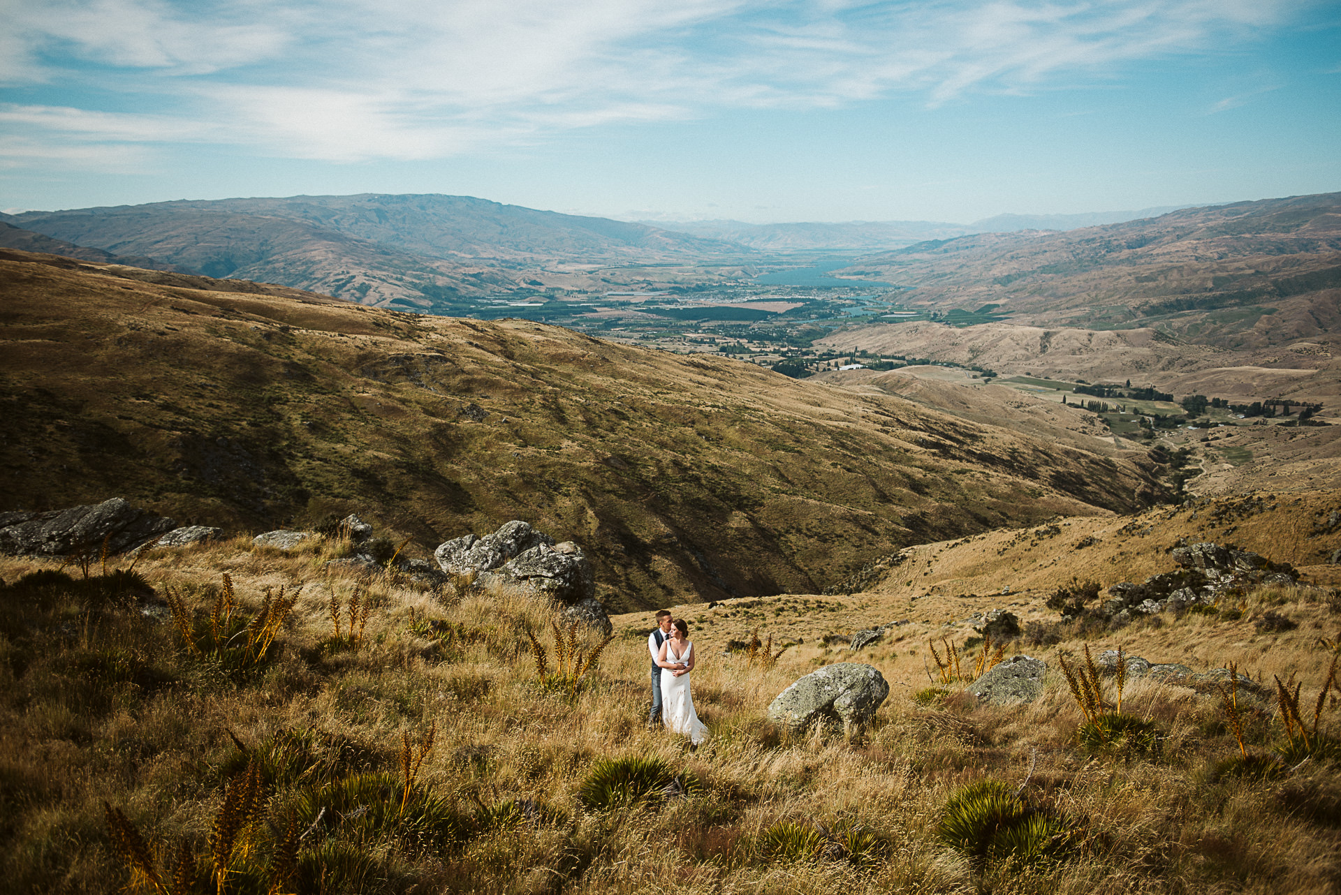 CENTRAL OTAGO  Another secret that skips past the limelight. You'll encounter incredible rocky landscapes coated in some of the most golden tussocks you'll find anywhere in the world. We'll also stop by some historical buildings and the mighty Clutha River.
