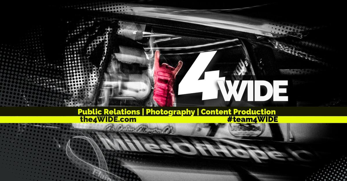 CONTACT FOURWIDE AND BLUE CORD MEDIA