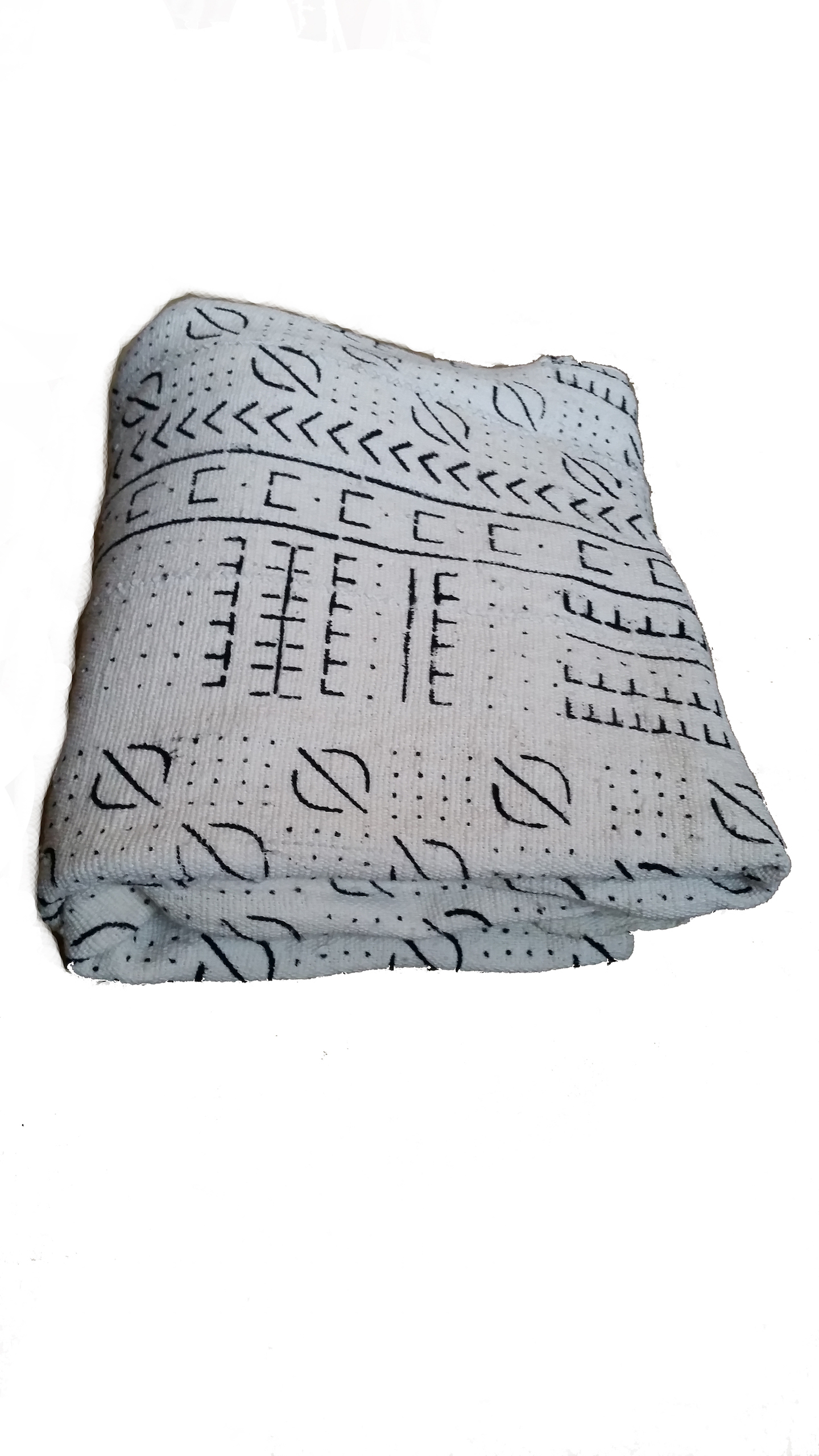 MUD CLOTH THROW   Handmade and dyed in Burkina Faso by textile masters.