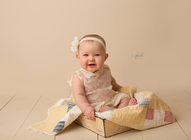 johnson county baby photographer