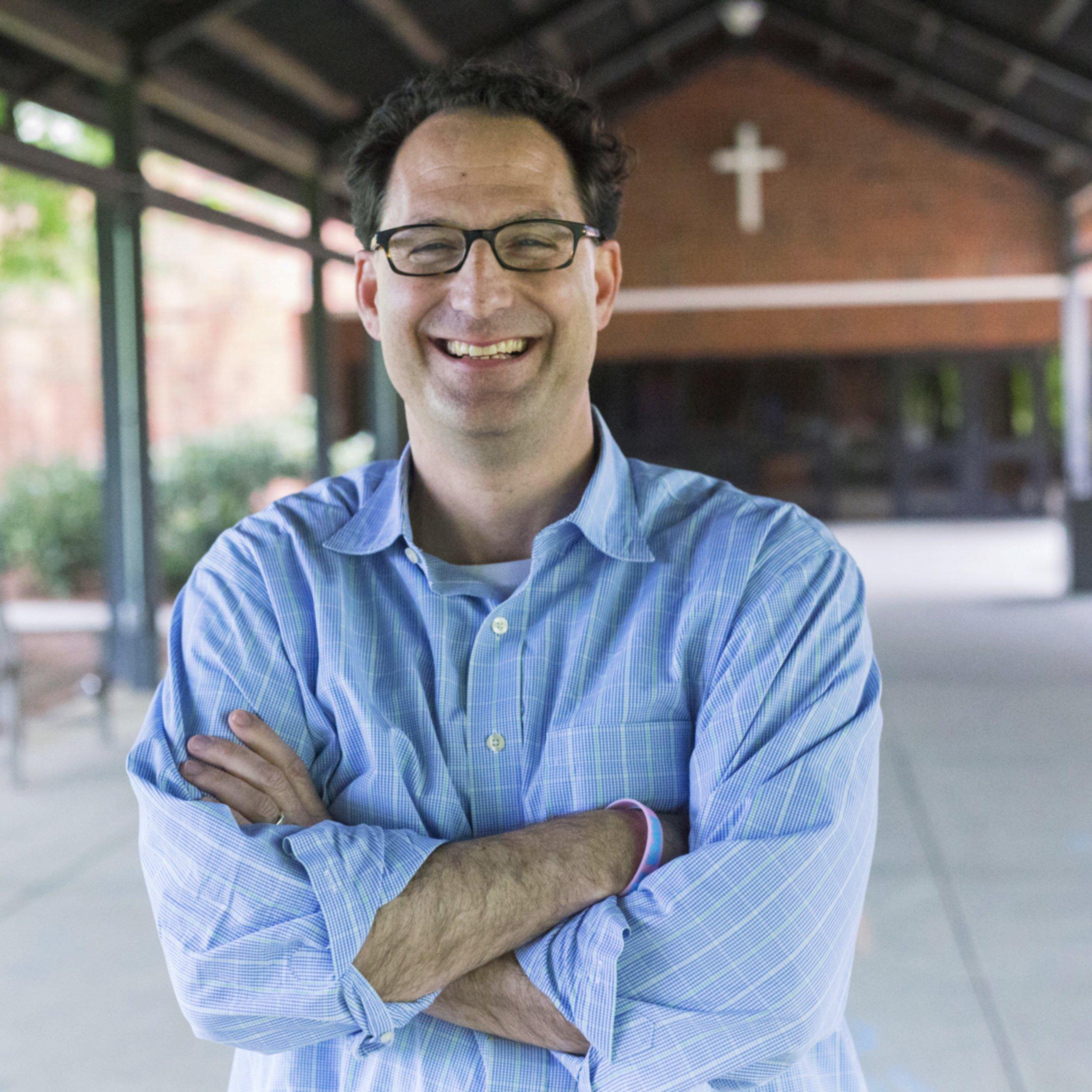 TODD TELLER | Pastor of Care