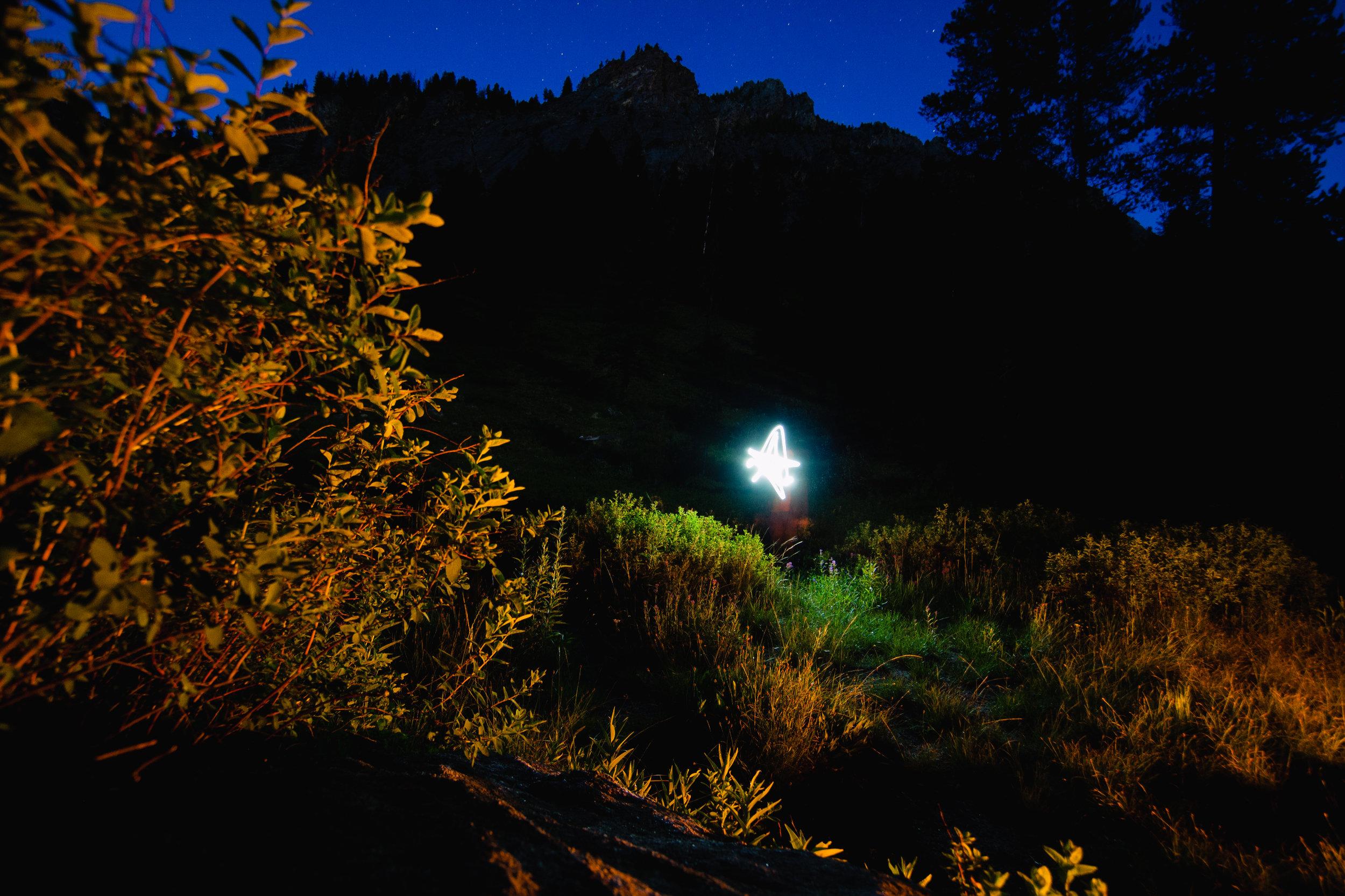 Light Painting the Sawtooths 02.jpg
