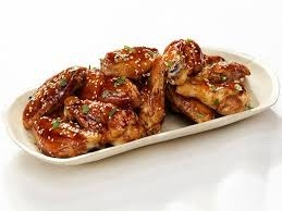 Bob's favorite!  Sweet, sticky and spicy these wings will become your go-to.