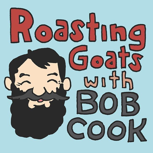 @roastinggoats coming soon y'all! . . . . . #support #local #podcast #shakewellandprosper