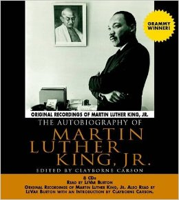 Martin Luther King Jr. Autobiography