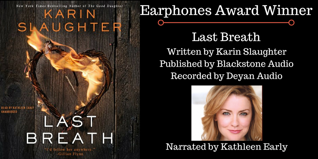 Last Breath - Earphones Award Winner
