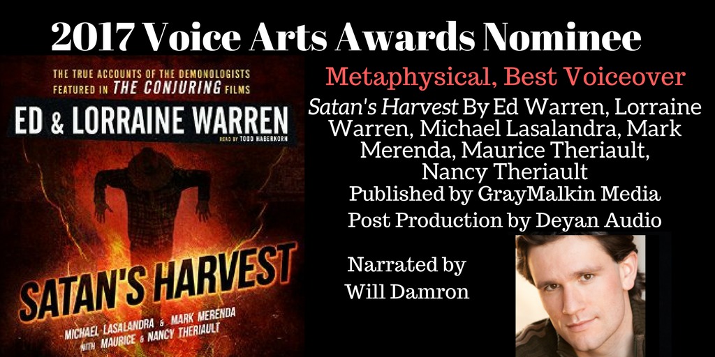 Satan's Harvest: Ed & Lorraine Warren, Book 6