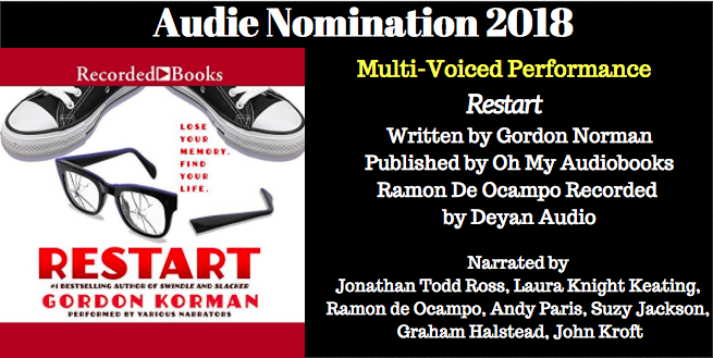 Restart - 2018 Audie Nominee for Best Multi-Voiced performance