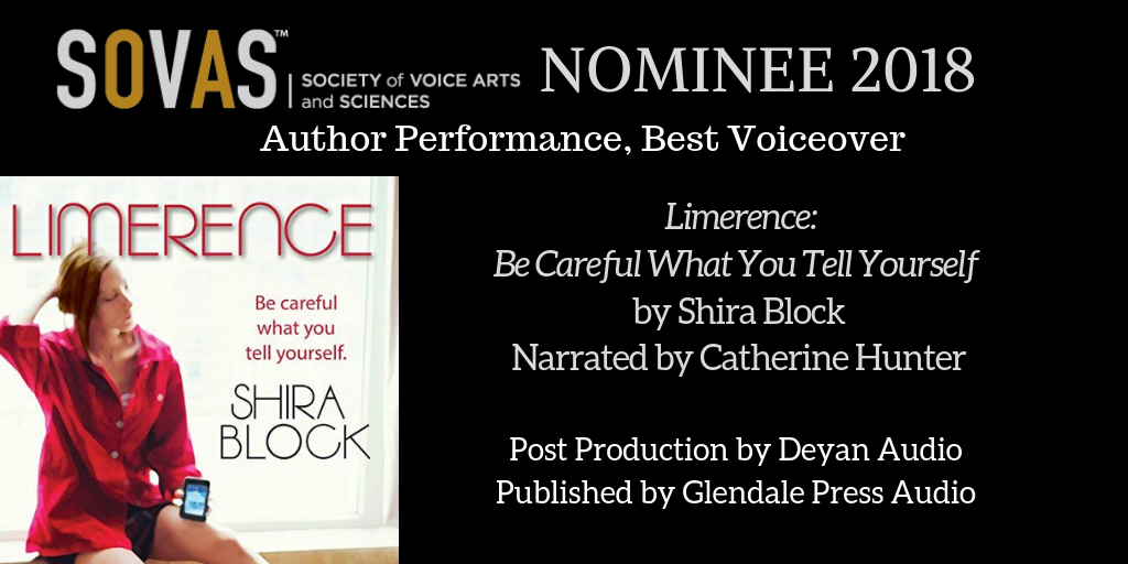 Limerence  // Glendale Press Audio // Narrated by Catherine Hunter // Post-Production