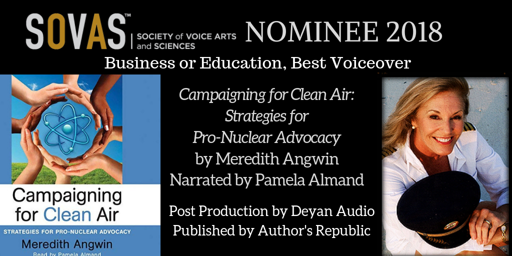 Campaigning for Clean Air  //  Author's Republic  // Narrated by  Pamela Almand  // Post-Production