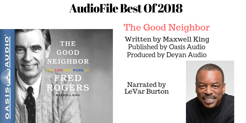 The Good Neighbor -  - Audiofile Best of 2018.png