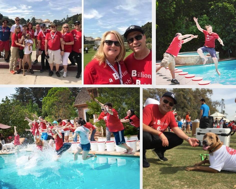 Deyan Audio - ALS Ice Bucket Challenge 2018