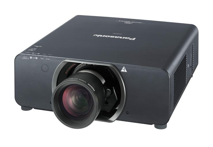 Panasonic PT-DZ1200E Projector
