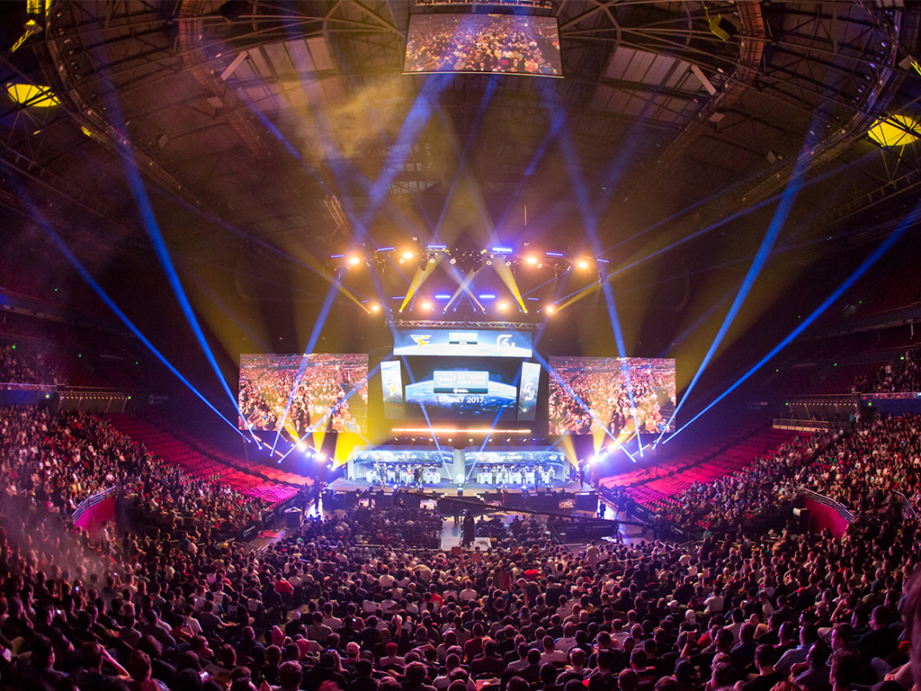 Intel Extreme Masters - Qudos Bank Arena    96      Normal 0     false false false  EN-US X-NONE X-NONE                                                                                                                                                                                                                                                                                                                                                                                                                                                 /* Style Definitions */ table.MsoNormalTable {mso-style-name: