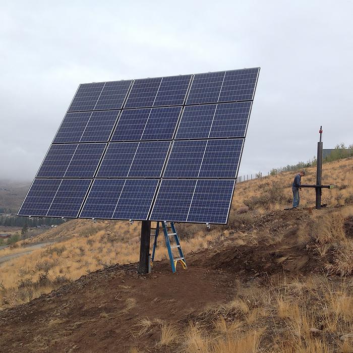 Residential Studhorse Solar