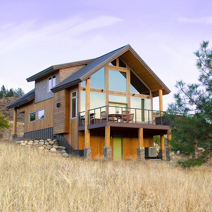 Sunset Custom Home